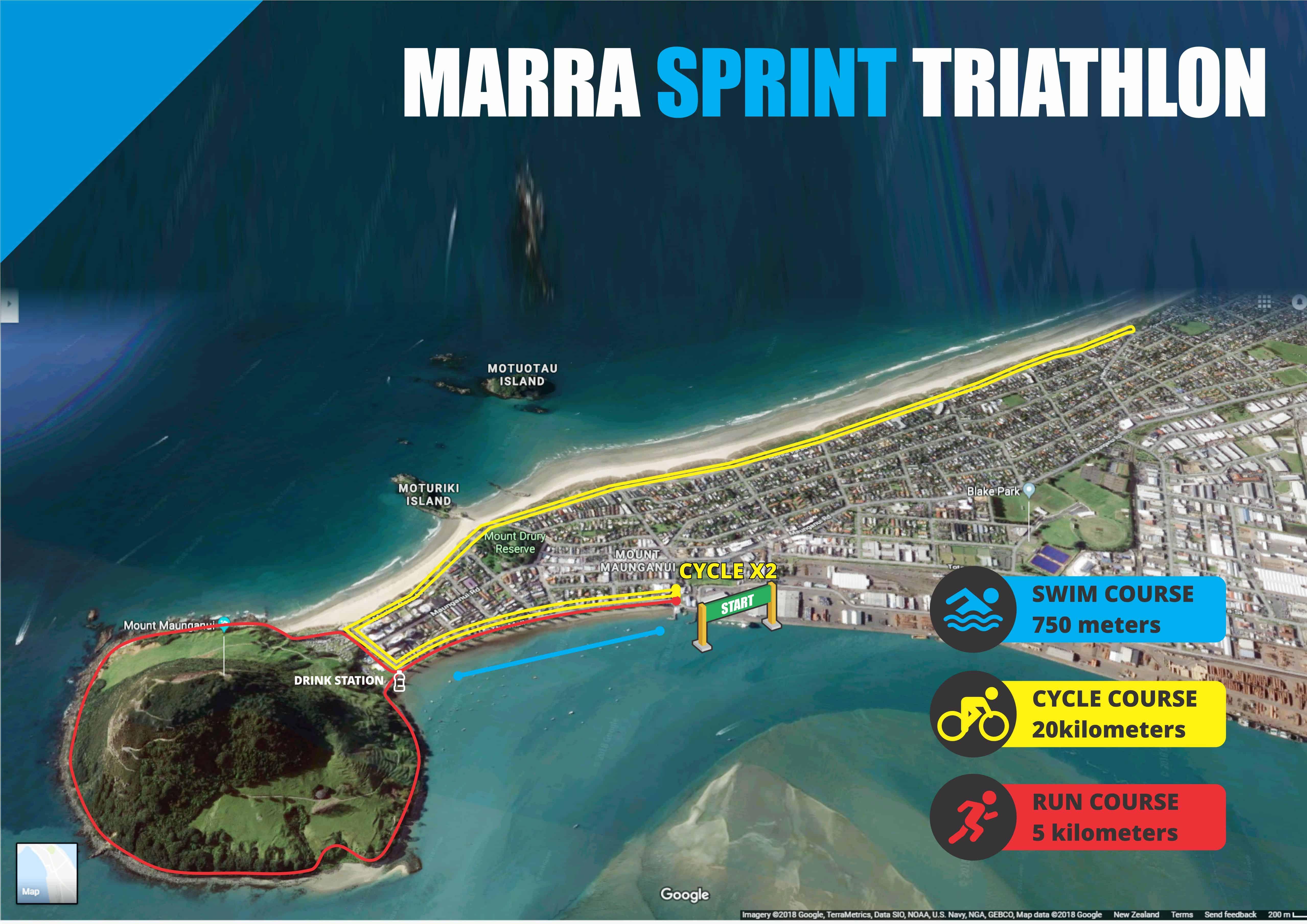 Marra – Welcome to Triathlon Tauranga